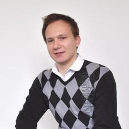 Joel Bladt, der für euch bloggen möchte.