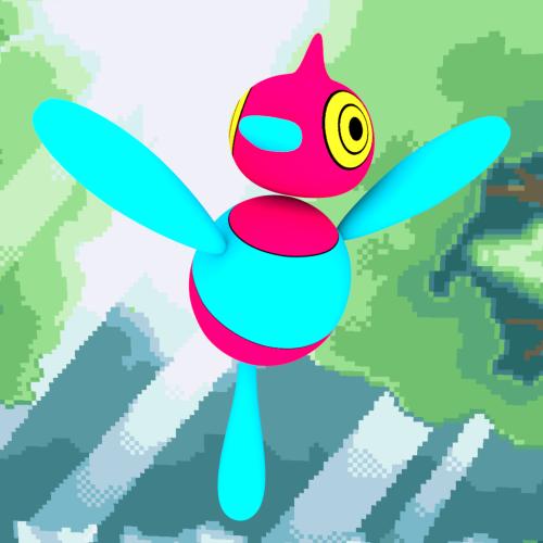 Glyph profile picture
