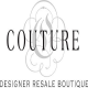 Profile picture of Couture Designer Resale Boutique