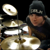 metallic sounding drum heads - last post by Nate Brown