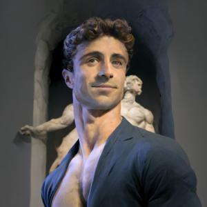 Profile picture for Andrea de Giorgio