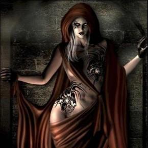 Demon Goddess WillowX aka WillowStarr