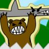 BearHoldingAshark