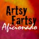 Artsy Fartsy Aficionado Identicon Icon