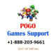 how to recover Pogo games account