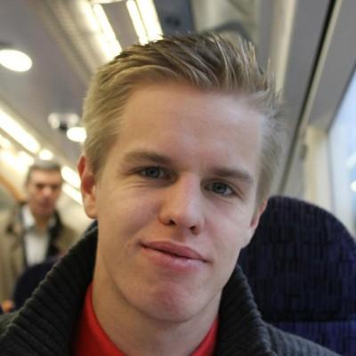 A photo of Matt Saunby