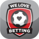 Profile photo of WeLoveBetting