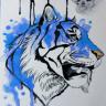 BlueWingedTiger