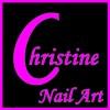 Christine nail art