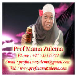 Profile picture of Prof Mama Zulema
