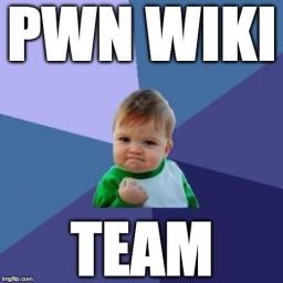PwnWiki Team