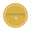 les notes de Zelda