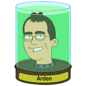 Profile picture for Paul Arden
