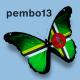 Arthur Pemberton Identicon