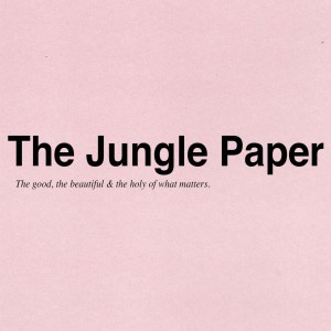 Profile picture for THE JUNGLE PAPER