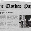 the clothes paper