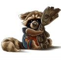 Rocket Raccoon's Photo