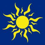 Греческое солнце