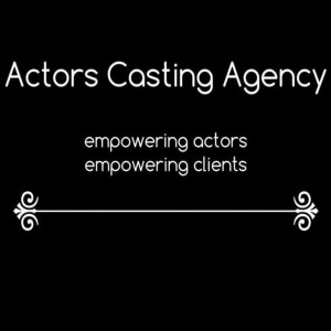 Profile picture for Actors Casting Agency