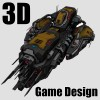 3D Starship Destroyer for Game Design - last post by blatnoy0