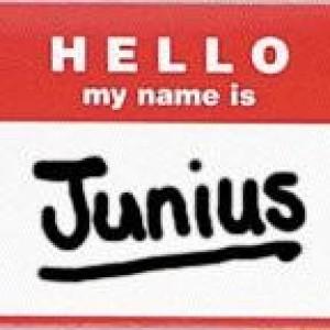Profile picture for junius wright