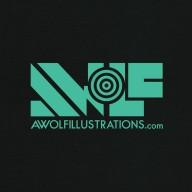 Awolfillustrations