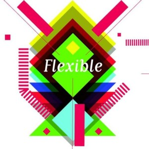 Profile picture for flexible
