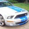 2007 SHELBY GT  White/GRAY 5475k miles - last post by ShelbyKR664