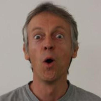 A photo of Paul Clarke