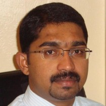 Profile picture of Dr Gipson Varghese