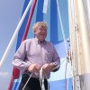 Sheet to tiller - using a steering sail on baby stay - last post by dylan winter