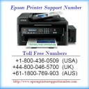Profile picture of Epson printer support 1-800-436-0509