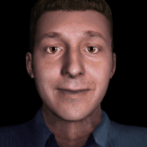 ff0000 profile picture