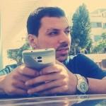 Portrait de Hamza Chahid