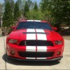 Unique 351 Cleveland-powered Shelby GT350 Going To Auction - last post by mach 1 1970