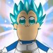 Prince super Vegeta