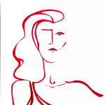 Illustration du profil de Emotions de femme