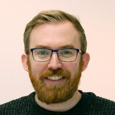 A photo of Steve Coppin-Smith