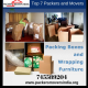 Top 7 Packers and movers Pvt. Ltd.