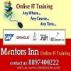 Vmware Online Training From Hyderabad @ Mentorsinn - last post by MentorsInn