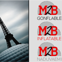 m2b gonflable