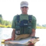 Profile picture of Neil Selbicky - Tying steelhead flies for and guiding the Rogue River, Oregon