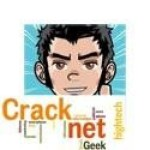 Portrait de crack-net