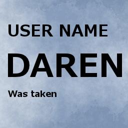 daren