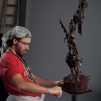 Javier Murcia Sculpting