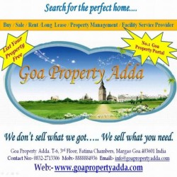 Goa Property Adda