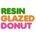 Resin Glazed Donut's Photo