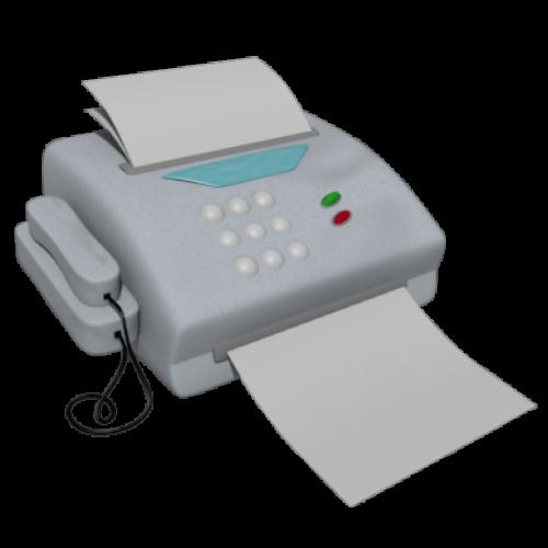 Fax profile picture