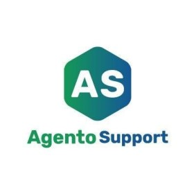 Profile picture of Agento Support