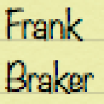 Profile picture of Frank Braker